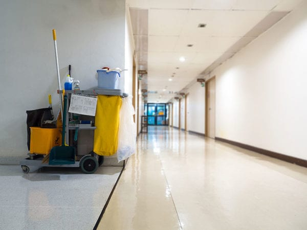 Janitorial Solutions for Houston Schools