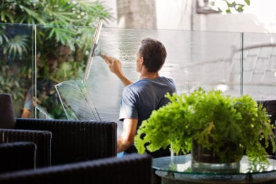 Building Cleaning – Accredited Building Services