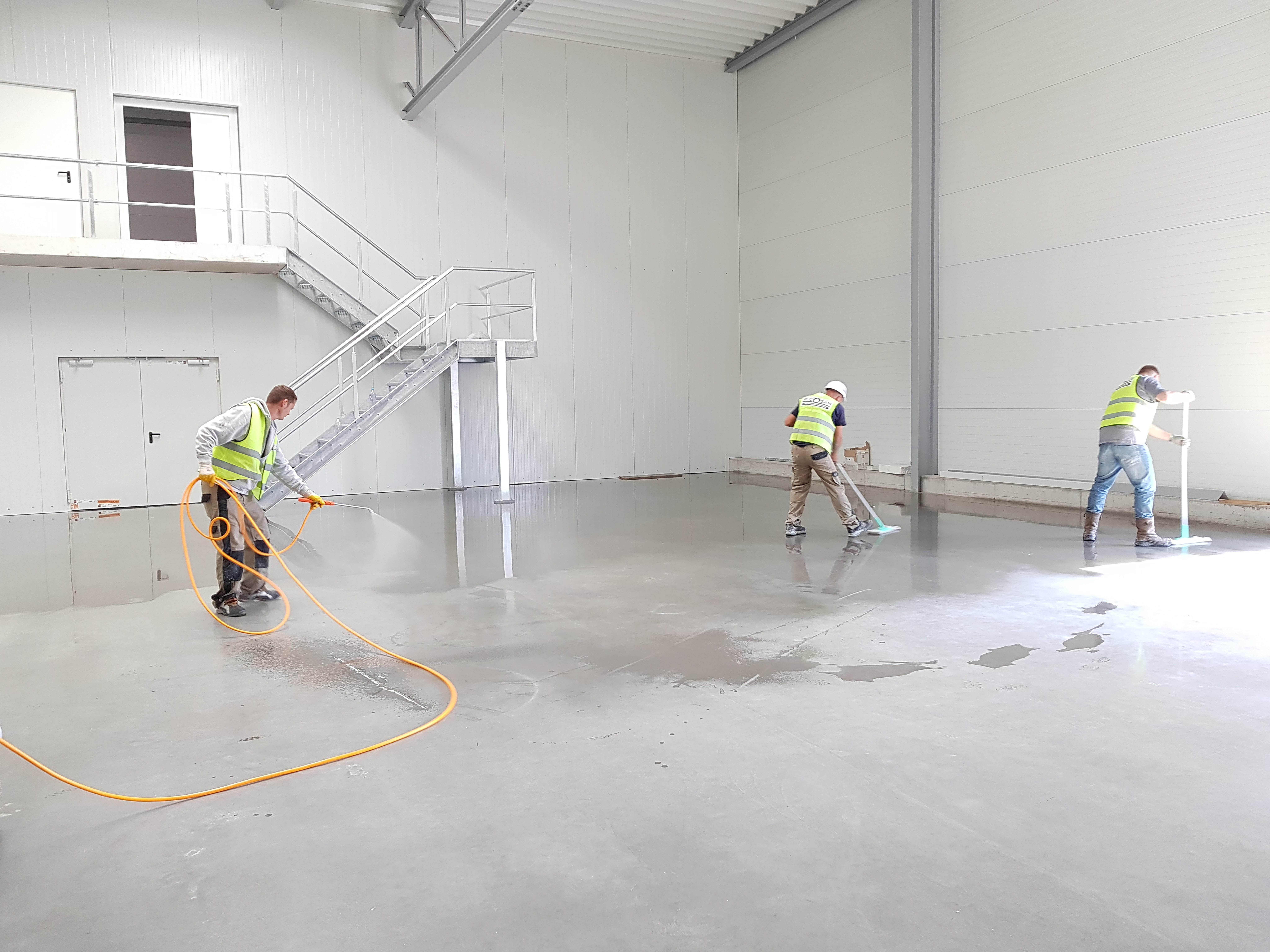 Houston Commercial Cleaning – Accredited Building Services