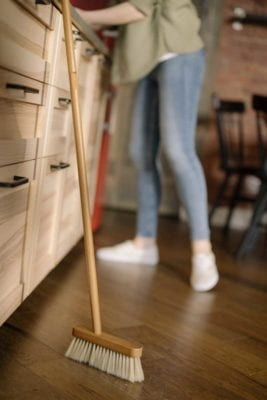 Houston Commercial Cleaning Services by Floor Type