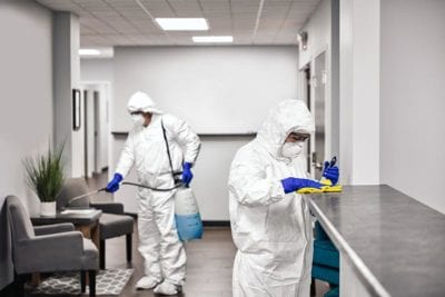 COVID 19 Questions and Answers Regarding Equipment and Products for Disinfecting
