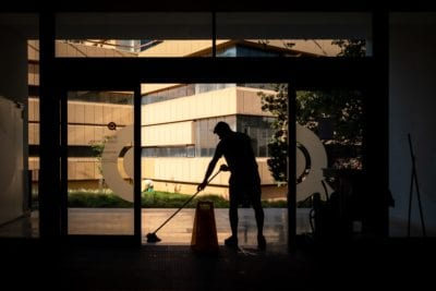 Houston Commercial Cleaning Companies - Accredited Building Services