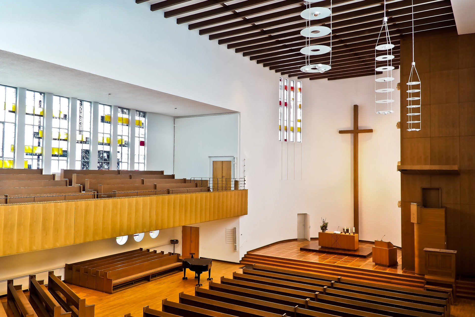 Houston Janitorial Services for Germ-Free Churches